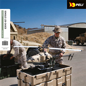 2018 peli single lid cases brochure