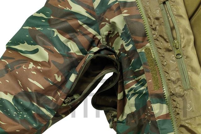 K01002 Gen V parkaorkán dzseki a bélése kivehető, 2
